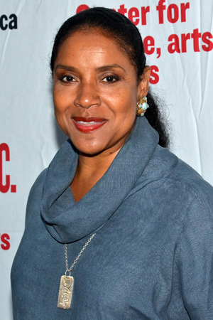Phylicia Rashad is ready for an evening in Central Park.<br />(© David Gordon)