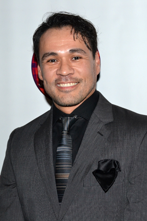Broadway gypsy Michael Balderrama served as a creative consultant and associate choreographer on the production.<br />(© David Gordon)