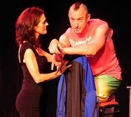 A scene from <i>The Dead Hooker Play</i>