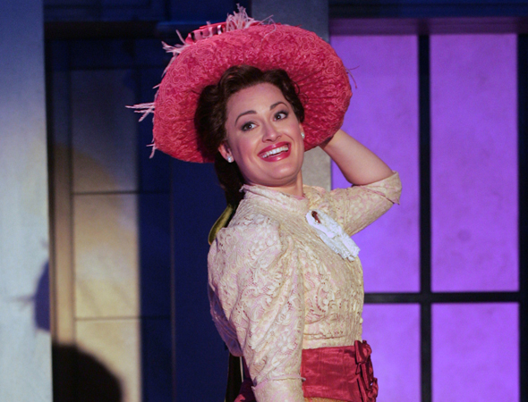 Ashley Brown in <i>Hello, Dolly!</i>