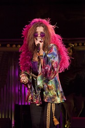 Mary Bridget Davies in <i>A Night With Janis Joplin</i>