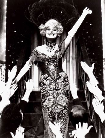 19. <i>Hello, Dolly!</i> played 2,844 performances from 1964 to 1970. It won 10 Tony awards including Best Musical. Carol Channing beat out Barbra Streisand in <i>Funny Girl</i> for Best Actress in a Musical.