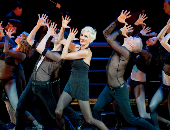 3. <i>Chicago</i> is still running strong with almost 7,000 performances. <br />(© Jeremy Daniel)