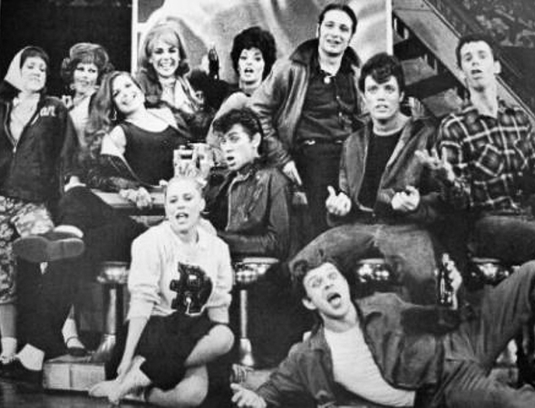 14. <i>Grease</i> played 3,388 performances from 1972 through 1980.