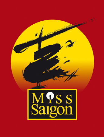 12. <i>Miss Saigon</i> ran from 1991 to 2001 with 4,092 performances.
