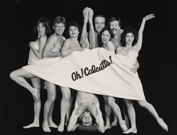 7. <i>Oh! Calcutta!</i> originally played 1,314 performances, but the 1976 revival ended in 1989 with a whopping 5,959 shows.<br />(© Ken Duncan)