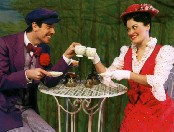 22. <i>Mary Poppins</i> closed its run earlier this year after having played 2,619 magical performances.