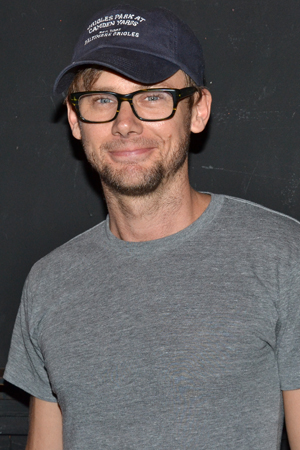 Jimmi Simpson (<i>It's Always Sunny in Philadelphia</i>) is a proud board member of Colt Coeur.<br />(© David Gordon)