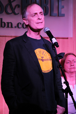 Keith Carradine performing a number from his Tony-nominated role.<br />(© Hannah Oren)
