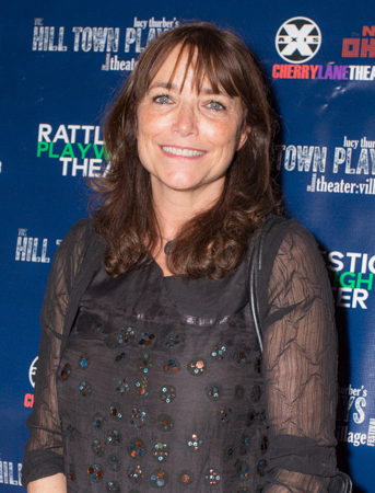 Karen Allen, the director of <i>Ashville</i>.<br />(© Seth Walters)