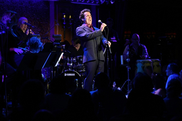 Brian d'Arcy James at 54 Below in 2012