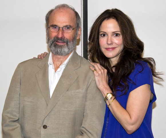 Tony Award winners Daniel Sullivan and Mary-Louise Parker reunite theatrically for the first time since 2000's <i>Proof</i>, which he directed and in which she starred.
