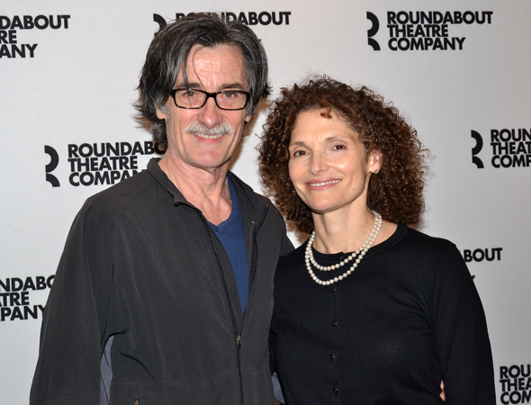Roger Rees and Mary Elizabeth Mastrantonio return to Broadway to lead the cast of <i>The Winslow Boy</i>.<br />(© David Gordon)