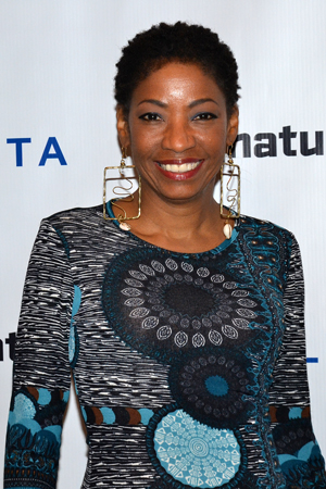 Tony Award winner Adriane Lenox will next be seen on Broadway in <i>After Midnight</i>.<br />(© David Gordon)