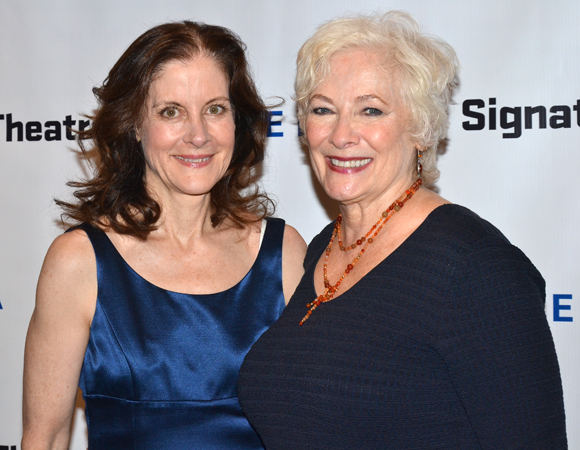 Hallie Foote and Betty Buckley