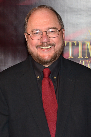 Tony Award winner Rupert Holmes is the playwright responsible for adapting John Grisham's classic novel to the stage.<br />(© David Gordon)