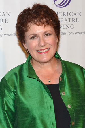 Judy Kaye won her first Tony Award for her performance as the diva Carlotta in Hal Prince's production of Andrew Lloyd Webber's <i>The Phantom of the Opera</i>.<br />(© David Gordon)