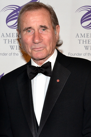 Jim Dale appeared on Broadway in Hal Prince's revival of <i>Candide</i>.<br />(© David Gordon)