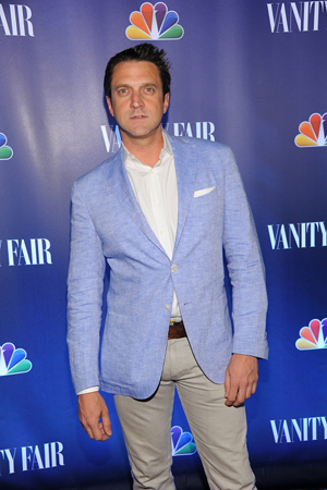 Raúl Esparza currently appears on NBC's <i>Law & Order: SVU</i>. <br />(© Jamie McCarthy/WireImage)