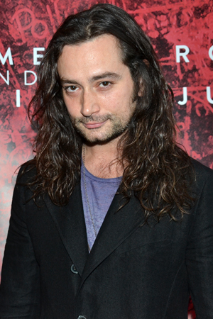 When will <i>Rock of Ages</i> Tony Award nominee Constantine Maroulis decide to tackle the Bard on Broadway?<br />(© David Gordon)