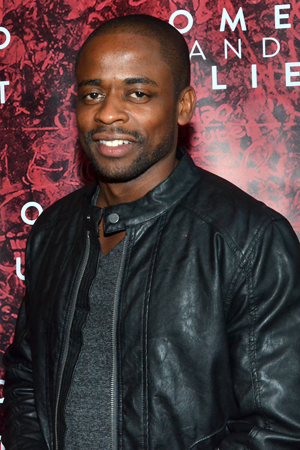 Dulé Hill, who appeared with <i>Romeo and Juliet</i> star Condola Rashad in <i>Stick Fly</i>, will return to Broadway this fall in <i>After Midnight</i>.<br />(© David Gordon)