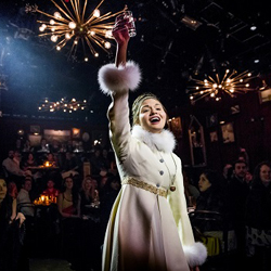 Phillipa Soo in <i>Natasha, Pierre & the Great Comet of 1812</i>