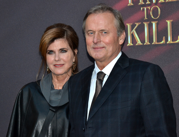 John and Renee Grisham are ready to see his classic novel given the stage treatment.<br />(© David Gordon)