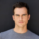 Cheyenne Jackson Goes Green